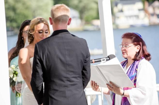 Jewish Wedding officiant cantor rabbi