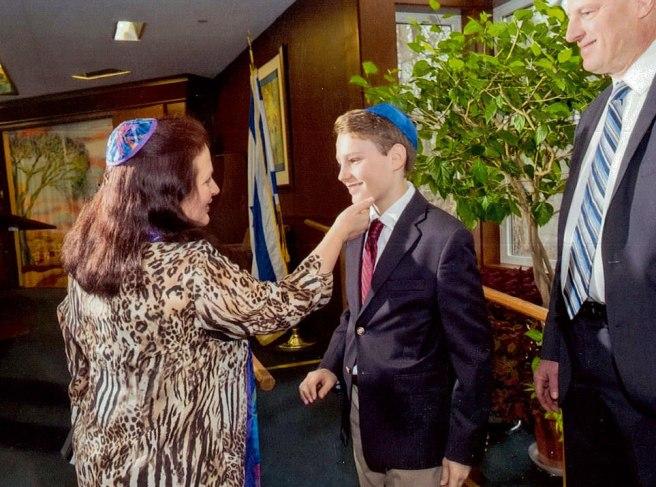 bar mitzvah tutor training officiant