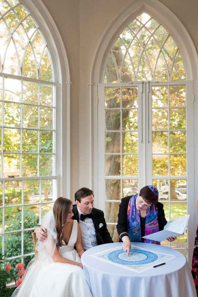 interfaith wedding officiant cantor rabbi