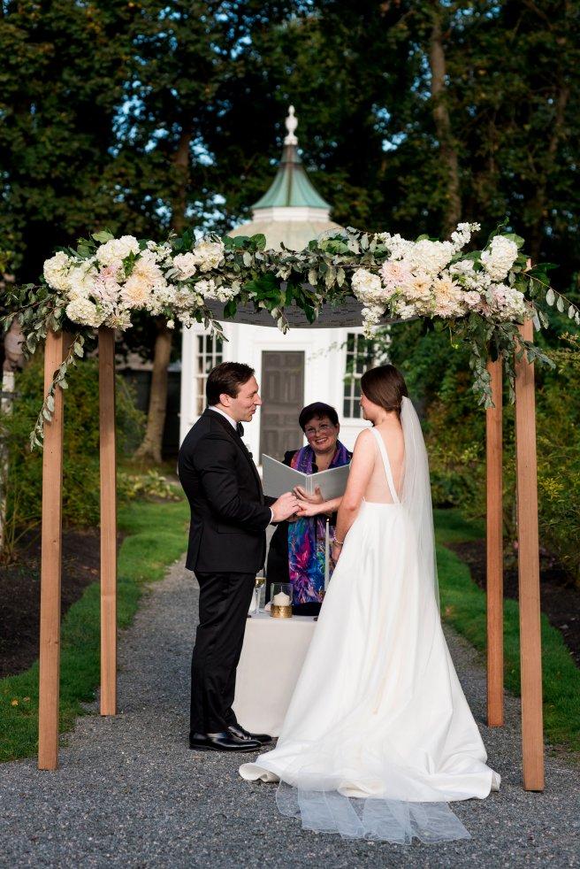 reformed jewish wedding