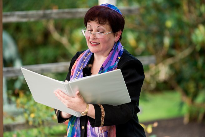 progressive independent rabbi