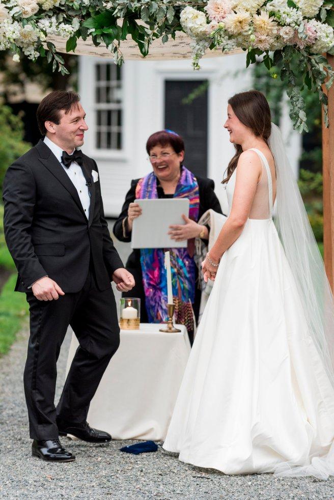 Interfaith Wedding officiant rabbi cantor